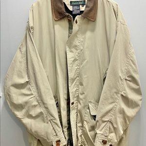 Rainforest Coat Men's  XL Khaki